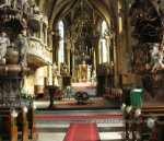 Kościół p.w. Św. Bartłomieja Apostoła - wnętrze - Głogówek zdjęcia, galeria zdjęć