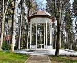 Altanka w Parku Zdrojowym - Polanica-Zdrój