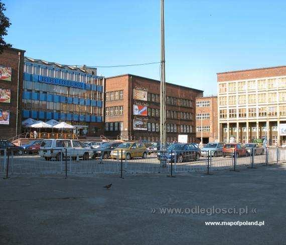 Plac Sobieskiego - Bytom