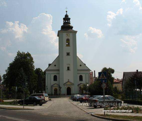 Kościół p.w. Piotra i Pawła w Skoczowie - Skoczów