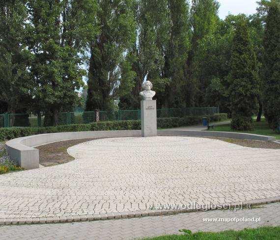 Pomnik Adama Mickiewicza - Zawiercie