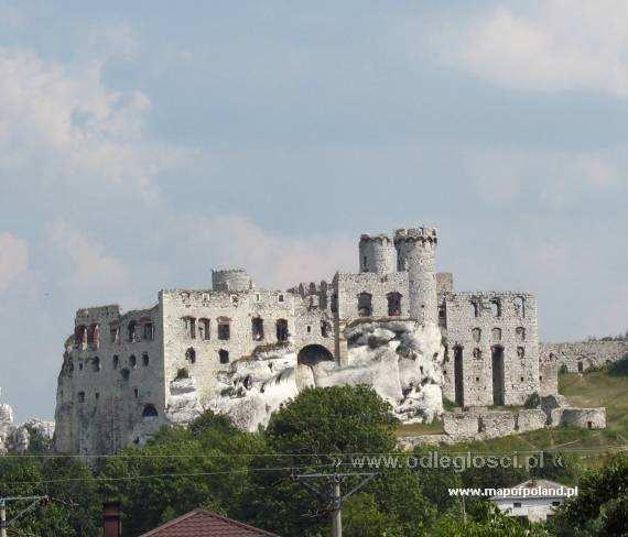 Zamek w Ogrodzieńcu - Ogrodzieniec