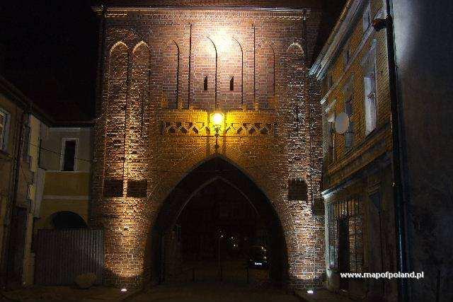 Brama Wysoka (Połczyńska) - Białogard