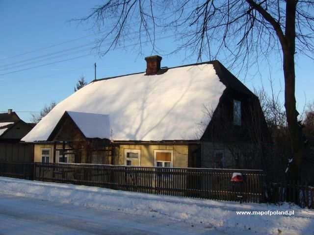Stary dom - Zwierzyniec