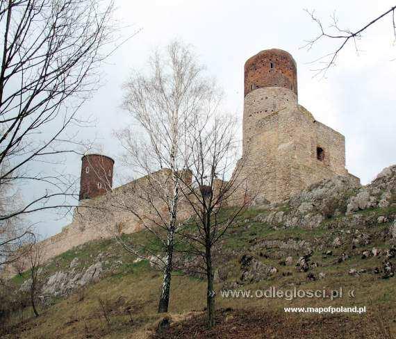 Zamek - Chęciny