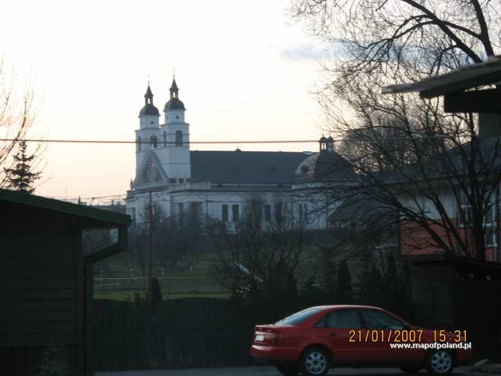 Kościół św. Antoniego - Sokółka