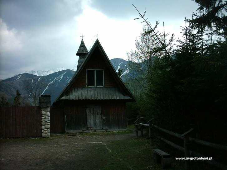 Klasztor Albertynów - Zakopane