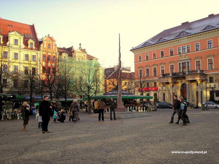 Plac Solny - Wrocław