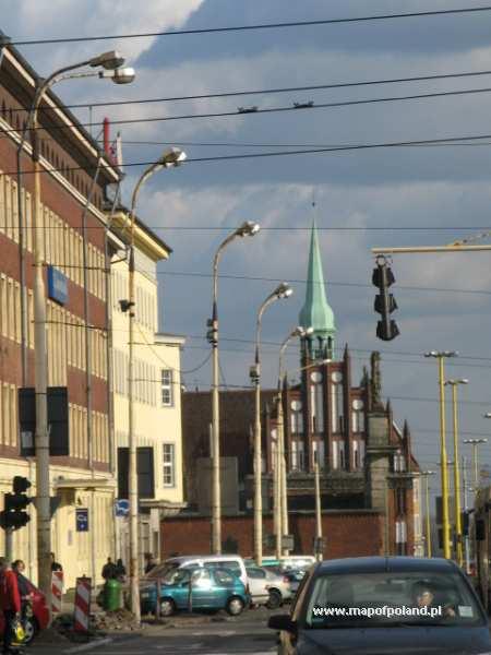 Plac Żołnierza - Szczecin