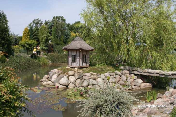 Ogród Hortulus - Dobrzyca