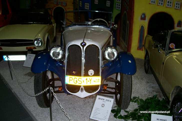 Muzeum motoryzacji - BMW - Poznań