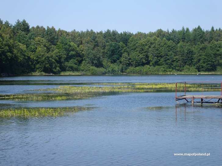 Jezioro Goryńskie - Kisielice
