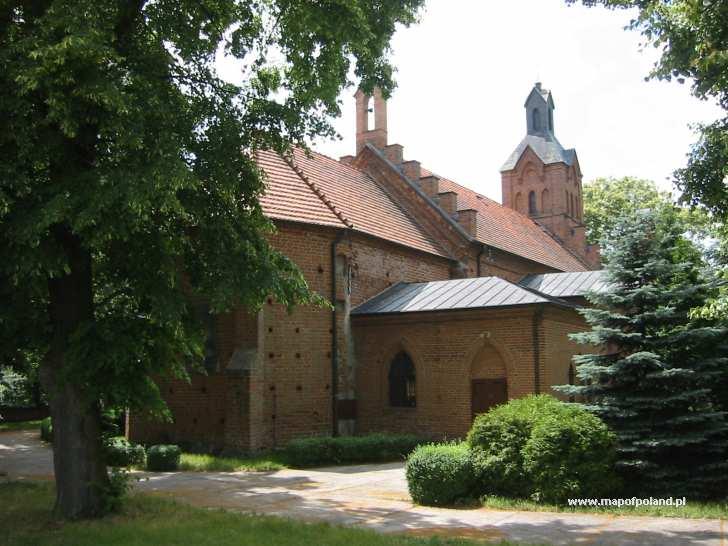 Kościół p.w. św. Jakuba Apostoła - Piotrków Kujawski