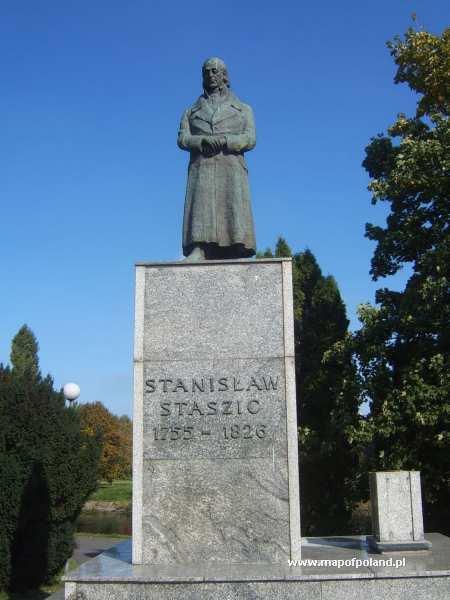 Pomnik Stanisława Staszica - Piła