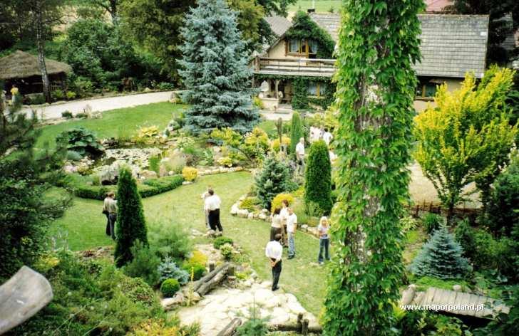 Ogród na Rozstajach - Młodzawy Małe