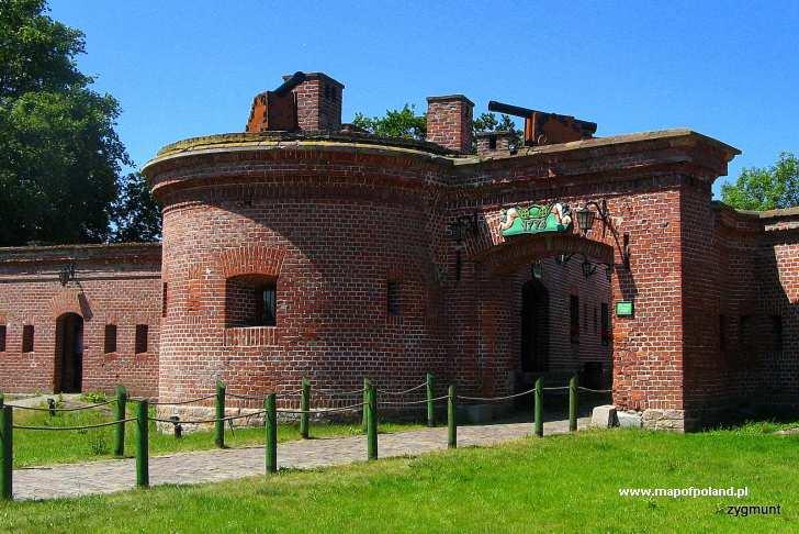 Tawerna w starym forcie - Kołobrzeg