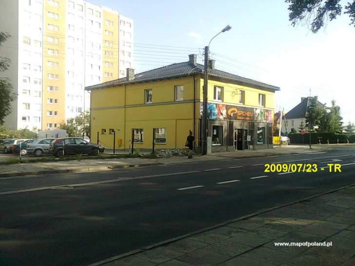 Ul. Adama Mickiewicza - Nysa