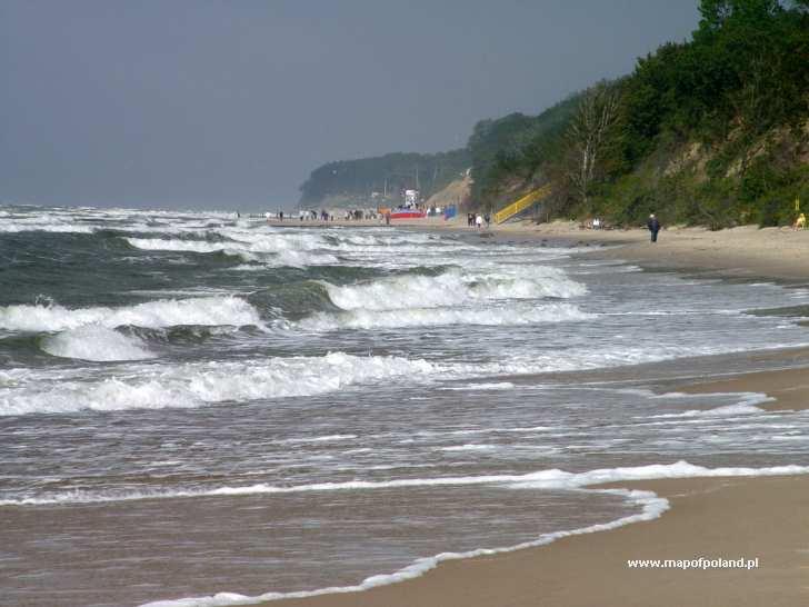 Plaża - Rewal