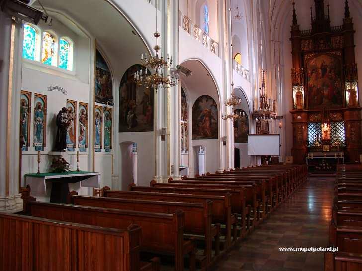 Kościół Salezjan - Oświęcim
