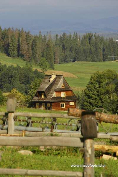 Domek w górach - Maruszyna