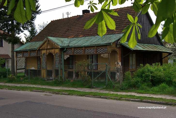 Ul. Grunwaldzka - Rudnik nad Sanem