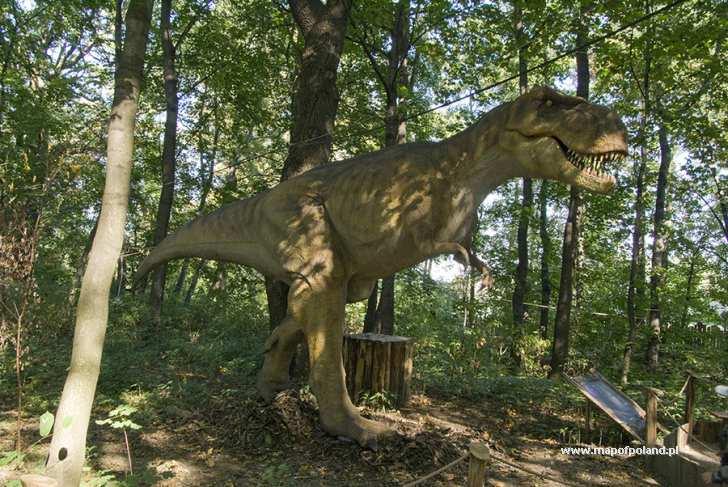 "Park Ruchomych Dinozaurów ""DinozatorLand"" - Zator"