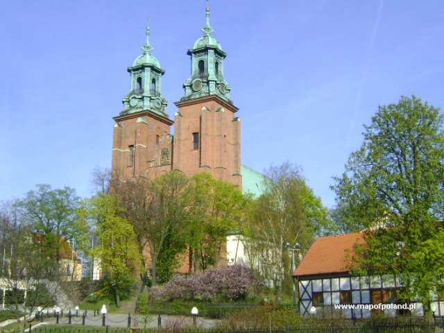 Katedra - Gniezno