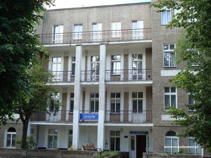 Sanatorium Trzygłów - Świnoujście