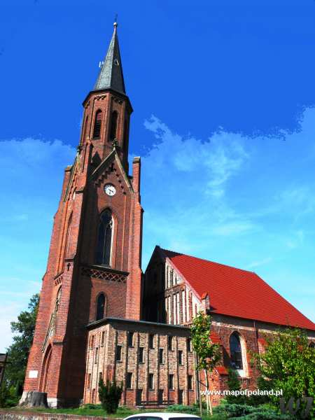 Kościół - Lubniewice