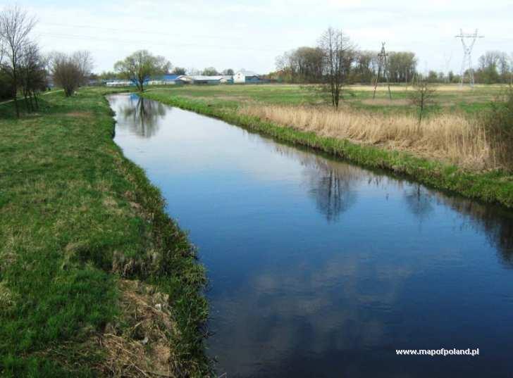 Rzeka Krzna - Biała Podlaska