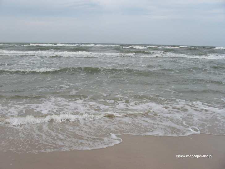 Morze - Łeba