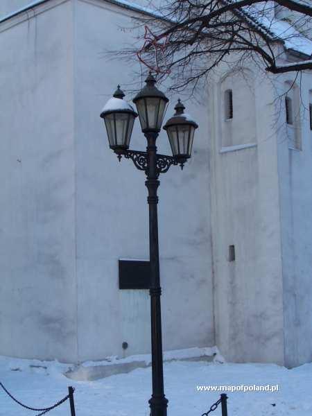 Latarnia uliczna - Kluczbork