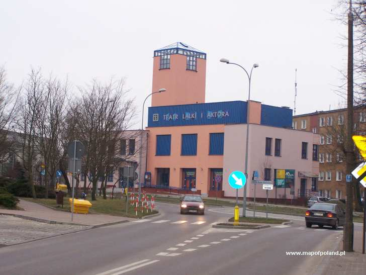 Teatr Lalki i Aktora - Łomża