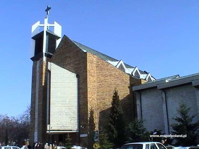 Kościół pw. św. Jadwigi Królowej - Częstochowa