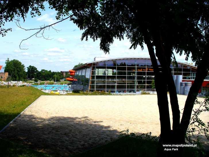 Park Wodny Aquapark - Wrocław