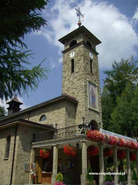 Kościół na Górce - Szczyrk
