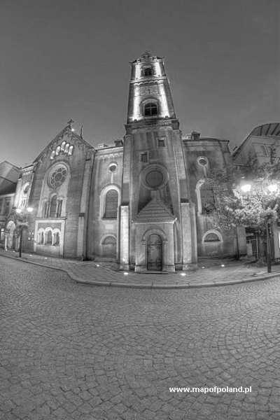 Kościół na Rynku - Tarnowskie Góry