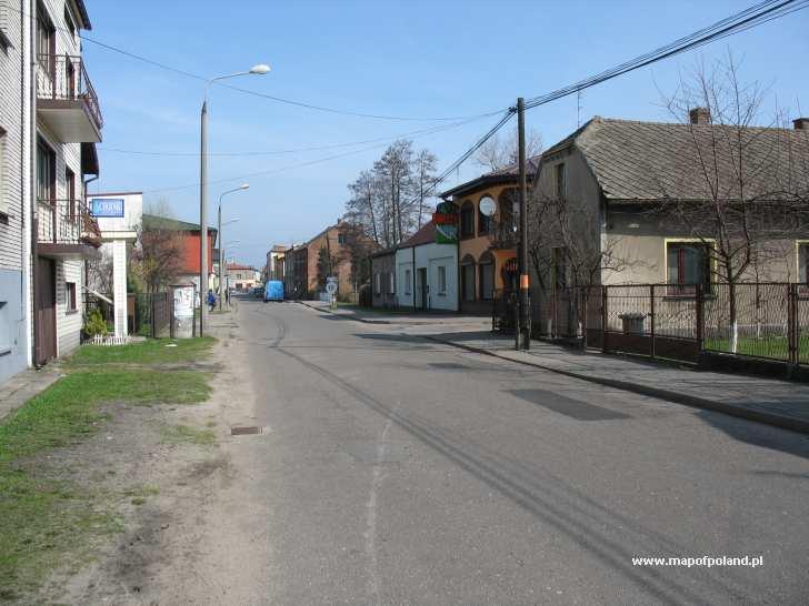 Ul. Kościuszki - Koziegłowy