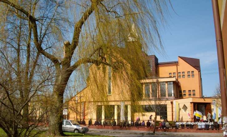 Kościół pw. św. Elżbiety Węgierskiej - Częstochowa