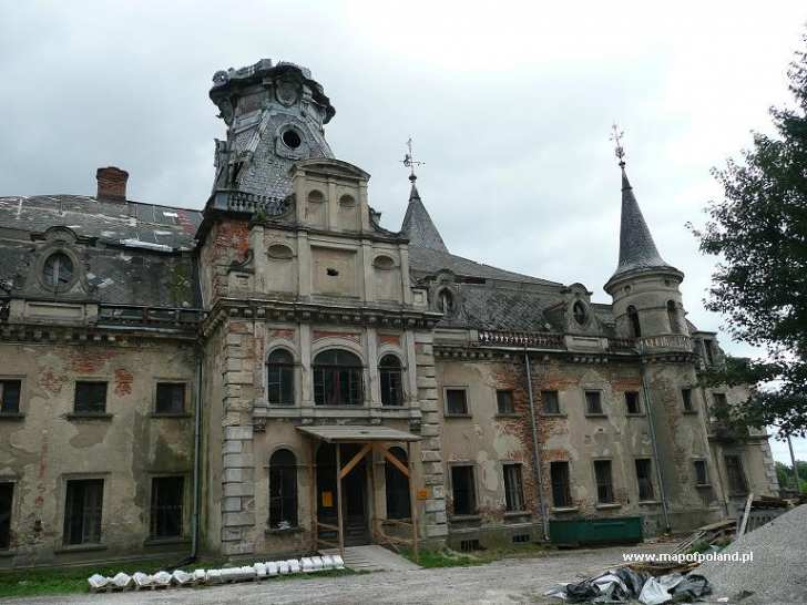 Pałac - Krowiarki