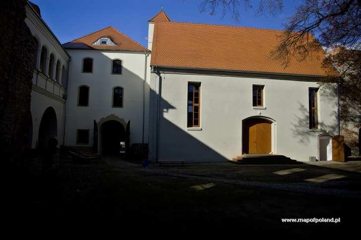 Zamek Piastowski - Krosno Odrzańskie