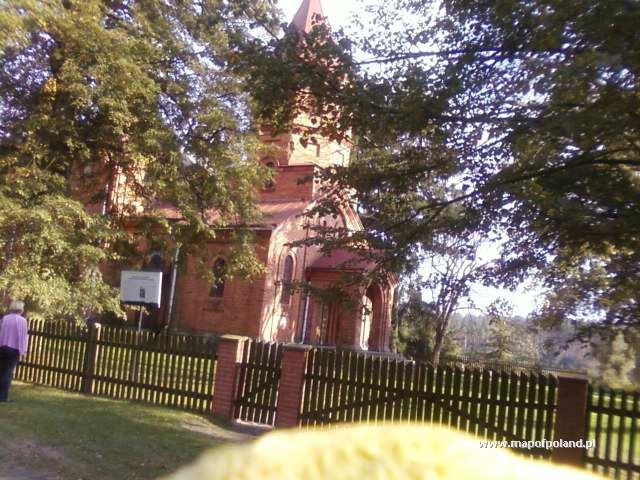 Kościół - Suchawa