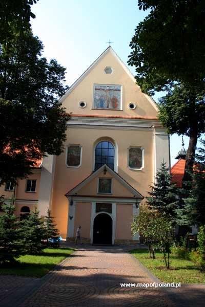 Kościół o.o. Franciszkanów - ul. Jana Pawła II - Jarosław
