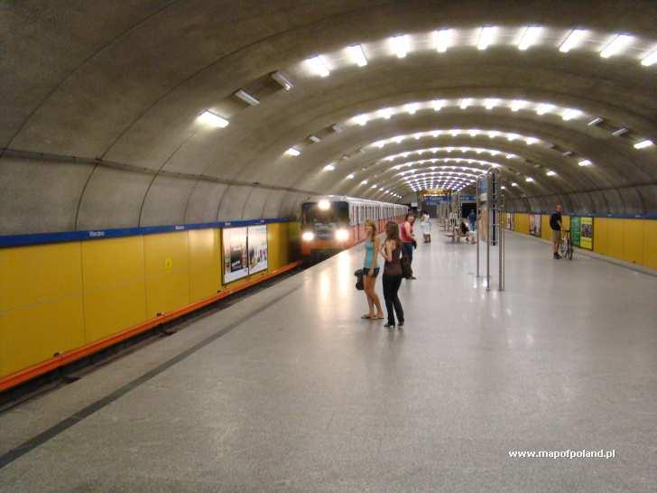 Metro - Warszawa