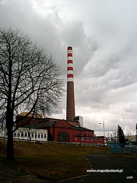 Stara elektrownia - ul. Mirowska - Częstochowa