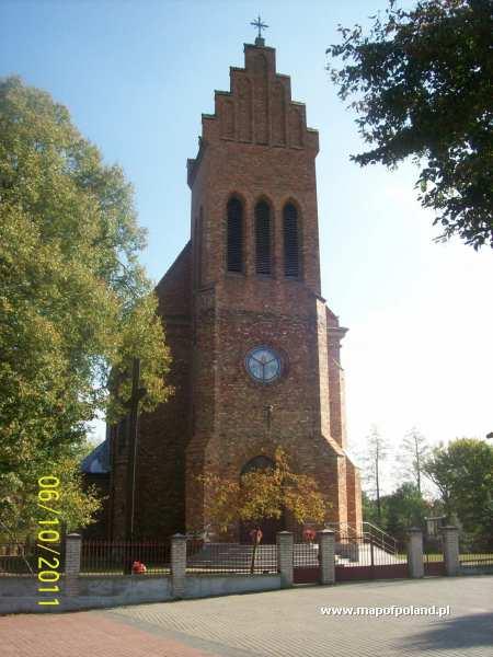 Kościół p.w. Św. Jana Chrzciciela - Czerwonka