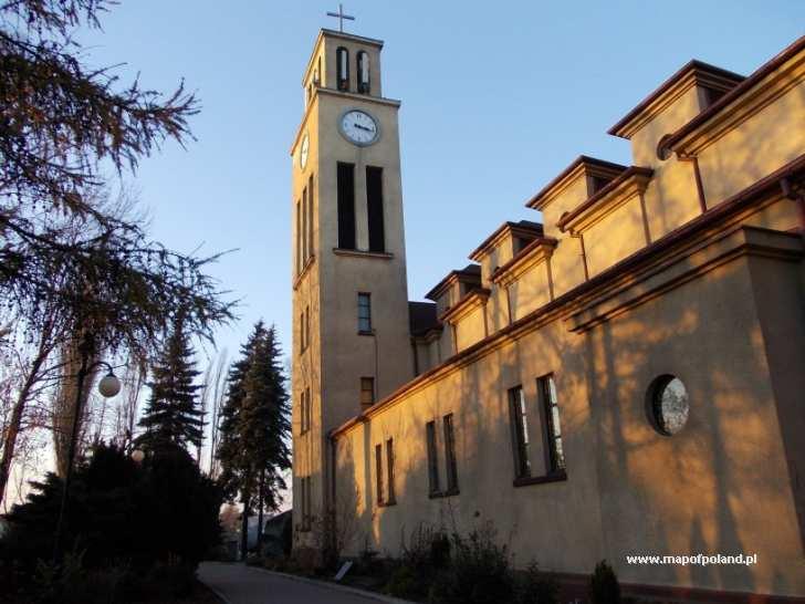 Kościół Św. Jana Nepomucena - Przyszowice