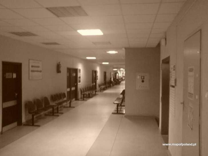 Szpital przy ul. Banacha - Warszawa