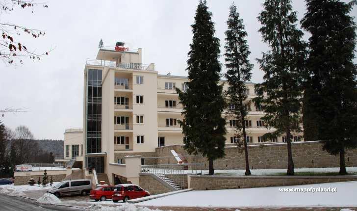 Sanatorium WIKTOR Cechini, Łopata Polska - Żegiestów