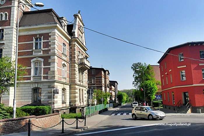 Ulica Westerplatte - Jaworzyna Śląska